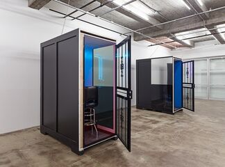 Alex Hubbard: Magical Ramón and The Five Bar Blues, installation view