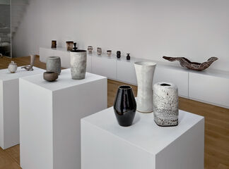 Galerie Besson Retrospective of a lifelong passion, installation view