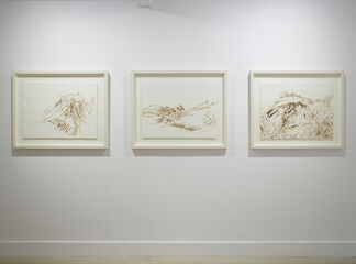 time   memory   landscape, installation view