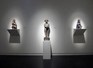 "Margaret Keelan  ""Communion/Connection "", installation view"
