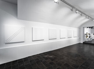 Peter Baracchi - ORNAMENTAL WHITEOUT, installation view