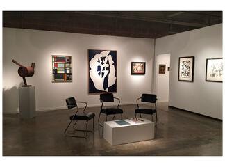 Washburn Gallery at Dallas Art Fair 2015, installation view