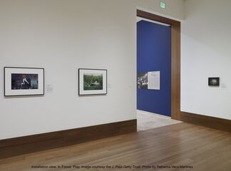In Focus: Play, installation view