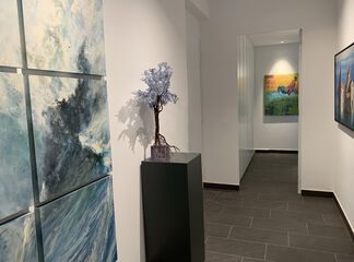 PUNTO SULL'ARTE ENLARGEMENT   Group show, installation view