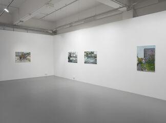 Sabine Moritz: Home, installation view