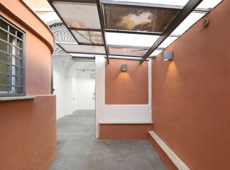 GIUSEPPE DE MATTIA | Dispositivi per non vedere bene Roma, installation view