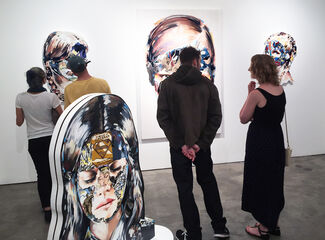 Trifecta - Curated by Yasha Young, installation view