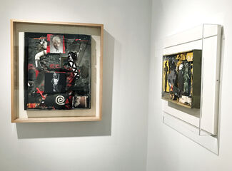 Allan Stone Projects at Dallas Art Fair 2017, installation view
