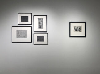 Drawing the Line, installation view