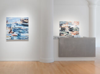 Ian Kimmerly: As We Wander, We Are Closer, installation view