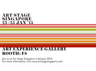 Art Experience Gallery at Art Stage Singapore 2015, installation view