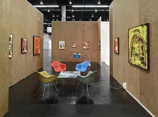 Sies + Höke at Art Cologne 2014, installation view