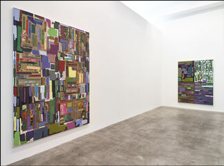 Anthony Giannini: Mess Head, installation view