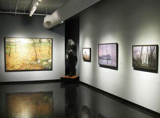 Aron Wiesenfeld, installation view