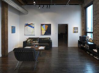 Chris Smith: Strata, installation view