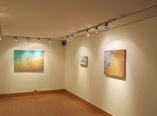 Waves of Days, Days of Sand, Recent Works by Daniela Mejía, installation view