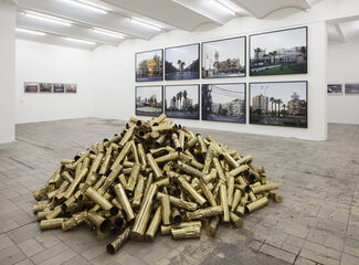 Fire and Forget. On Violence, installation view