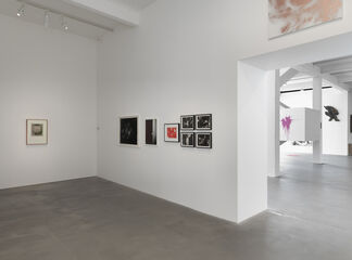 Sprayed, installation view