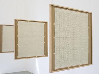 Hanne Darboven   Konstruktionen / Modelle (1966 - 2008), installation view