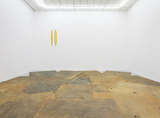 LEA PORSAGER - E(AR)THERIC SLIME ~ PRE-OP, installation view
