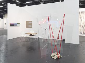 Galería OMR at Art Cologne 2016, installation view