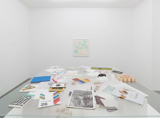 Richard Tuttle   books, multiples, prints, writings and new projects, installation view