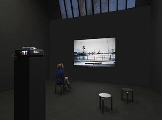 Allan Sekula – Okeanos, installation view