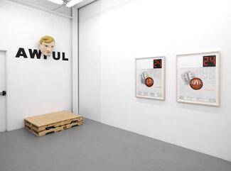 Craig Drennen: Poet & Awful, installation view