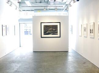 Sleep is Useless: Michael Massaia, Alan Chimacoff, Jenny Montgomery, installation view