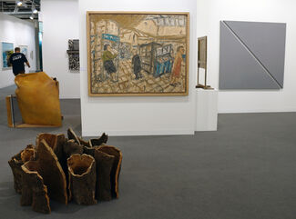 Annely Juda Fine Art at Art Basel 2014, installation view