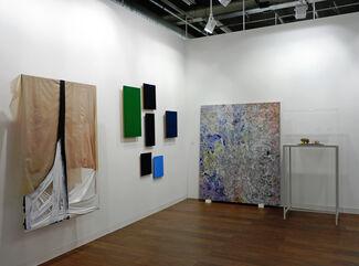 Galerie nächst St. Stephan Rosemarie Schwarzwälder at Art Basel 2015, installation view