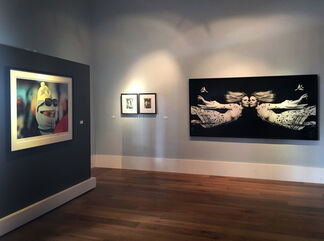 Under the Bright Lights - Fashionable Moments, installation view