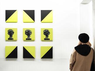 Urban Hi(s)story - Silvia Binda Heiserova, installation view