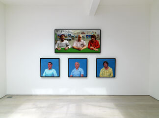 Painting and Photography, installation view