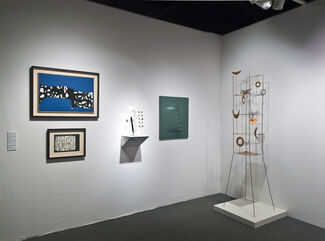 Barbara Mathes Gallery at ADAA The Art Show 2014, installation view