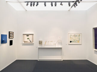 Barbara Mathes Gallery at Frieze Masters, installation view