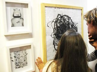 Marked - a photographic print group show, installation view