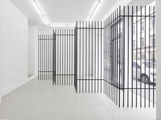 Hubert Kiecol, installation view