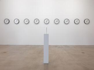 Katie Paterson, installation view