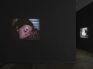 Ana Mendieta: Experimental and Interactive Films, installation view
