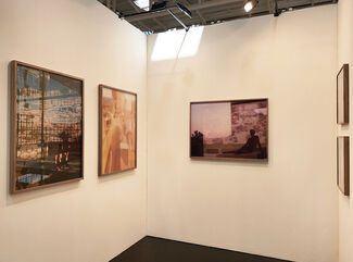 Galerie XII at MIA Fair 2021, installation view