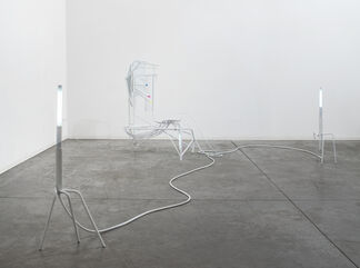Closed Space Story / Madeleine Boschan, installation view
