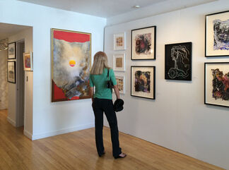 Arco Gallery at Aqua Art Miami 2014, installation view