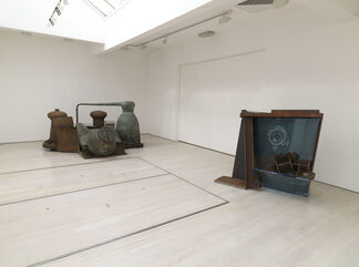 """Anthony Caro, """"The Last Sculptures"""", installation view"""