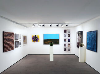Voloshyn Gallery at SCOPE Basel 2017, installation view