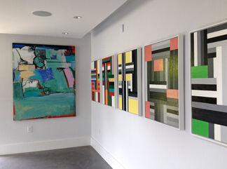 Group Summer Exhibition, installation view