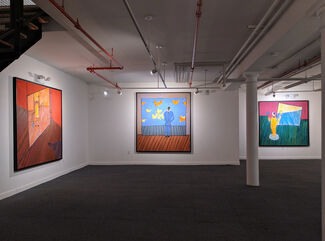 James Juthstrom: Insight, installation view