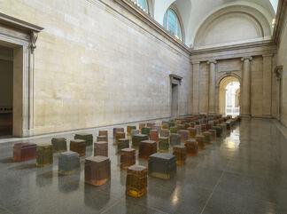Rachel Whiteread, installation view
