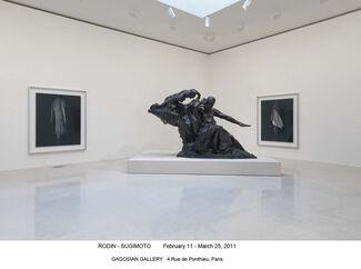Rodin - Sugimoto, installation view