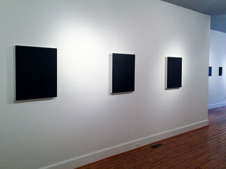 Alison Hall: The Ceiling Above Us, installation view